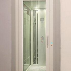 Лифт в глухой шахте