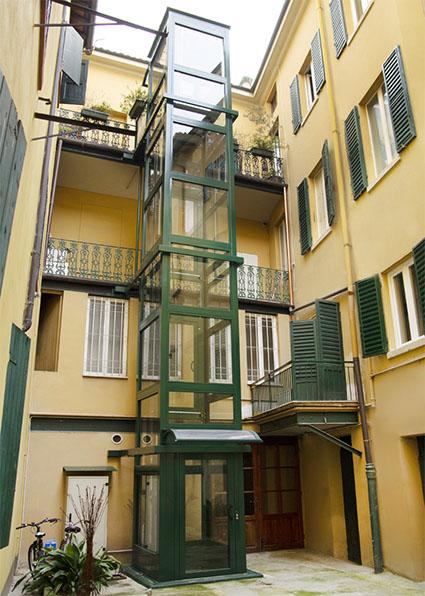 лифт гидравлический для улицы