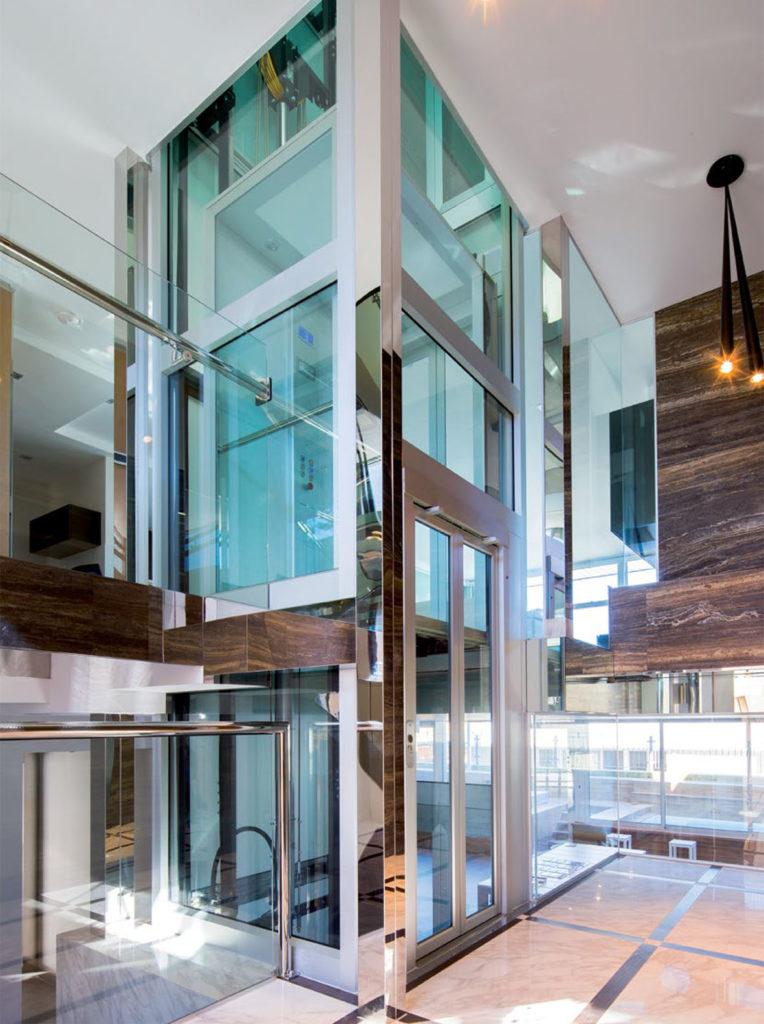 Лиифт в частный дом